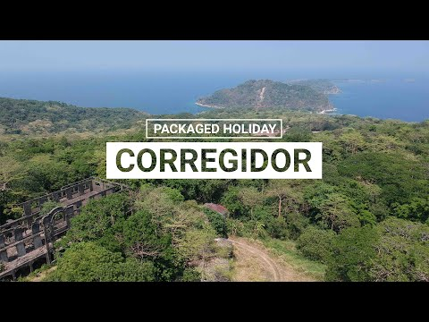 Corregidor Island Tour: Best Way To Explore Corregidor, Philippines (with English Subtitle)