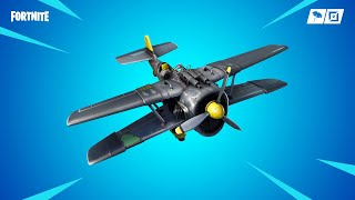 FORTNITE | Plane Secret Spinning Control