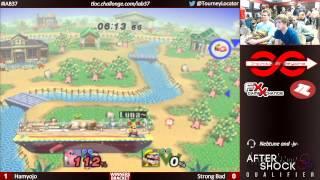 IaB37 - Hamyojo (Yoshi) vs Strong Bad (Wario) - Winners Bracket
