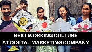 iVIPANAN Digital Marketing Company Culture | Bhautik Sheth