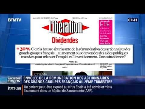 "HOLLANDE et VALLS enrichissent de + en +""le monde de la finance"""