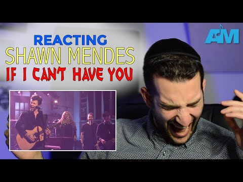 VOCAL COACH Reacts To SHAWN MENDES New Song IF I CAN'T HAVE YOU