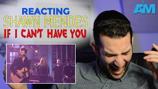 Gambar cover VOCAL COACH reacts to SHAWN MENDES new song IF I CAN'T HAVE YOU