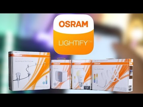 PC & Home Smart Lights By Lightify!