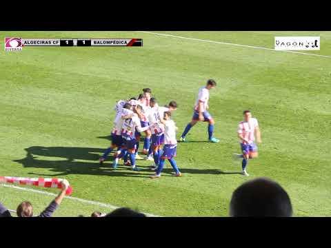 FÚTBOL ALGECIRAS CF   BALOMPÉDICA LINENSE (1-1)