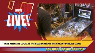 Get a Peek at the Stern Pinball Galaxy at SDCC 2018
