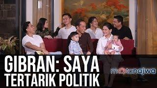 "Gambar cover Rahasia Keluarga Jokowi: Gibran, ""Saya Tertarik Politik"" (Part 5) | Mata Najwa"