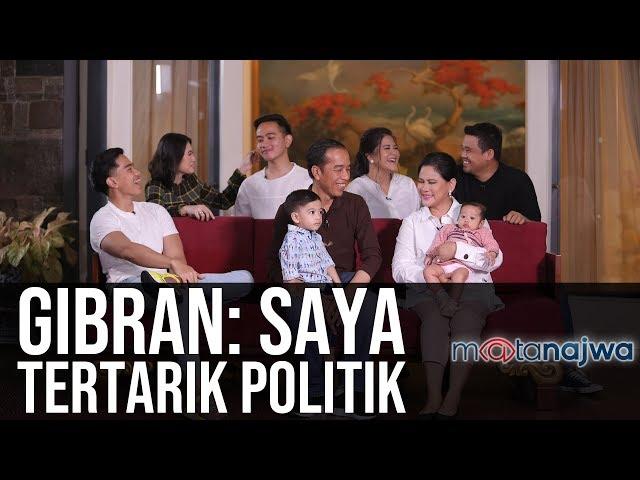 Rahasia Keluarga Jokowi: Gibran,
