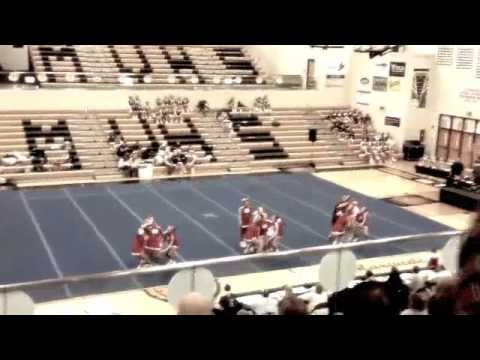 New Palestine High School Cheer Motivation