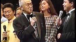 【 夢で逢いましょう 】【 坂本九、永六輔 平成9年9月9日? 】 あの事故...