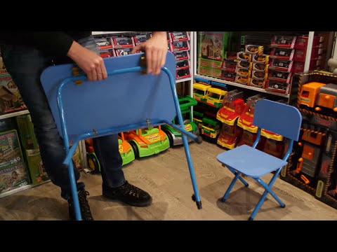 Детская парта Ommi Optima со стульчиком (Омми Оптима)