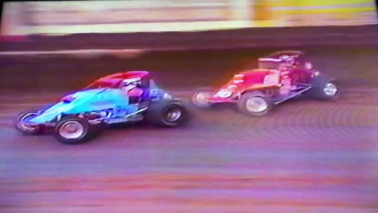 2002 SCRA Sprint Cars Year In Review