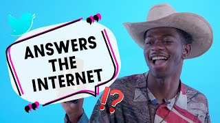 """""""I gotta find this tweet"""" 🕵️ Lil Nas X reads the stan tweets you never thought he'd see"""