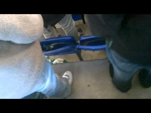 Leicester fans singing 'We Love you' against Cardiff (11/2/12)