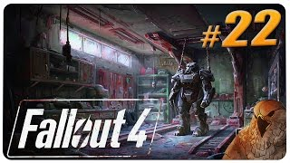 FALLOUT 4 ★ Part 22 - Super Saiyan Legendary Radstag | Let