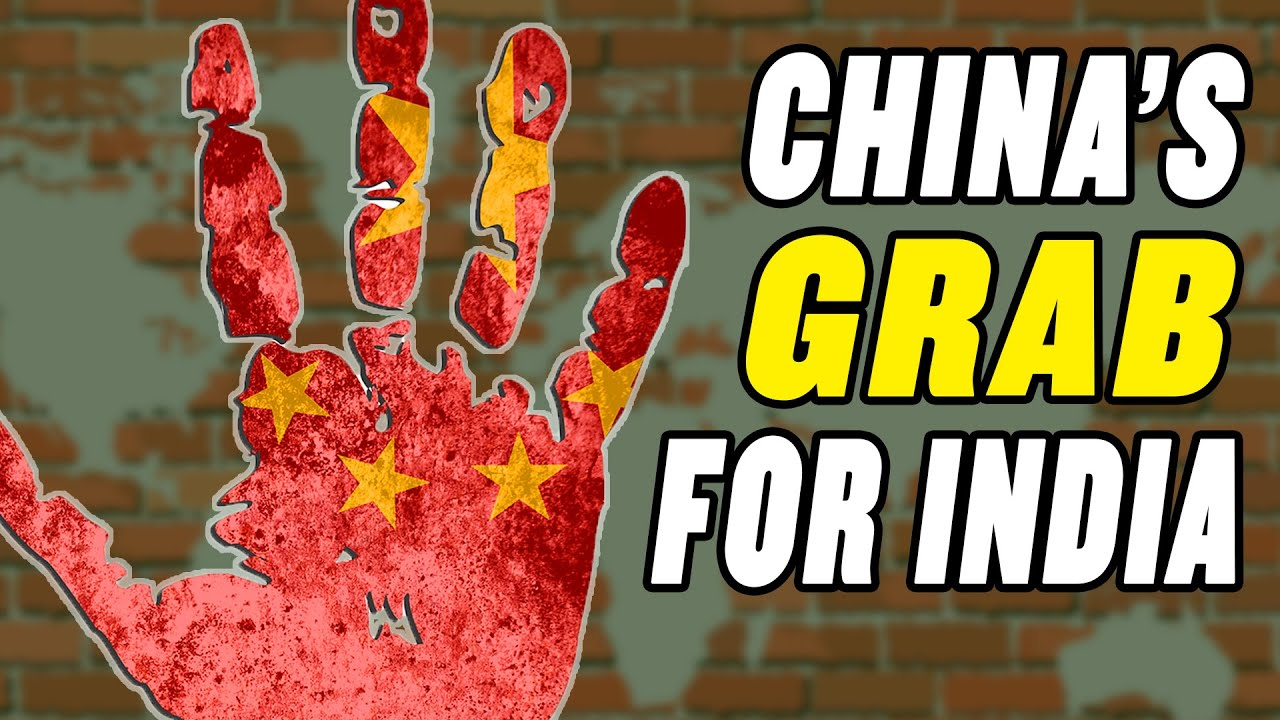 "#86 China's ""5-Fingers"" Approach to Strangling India 