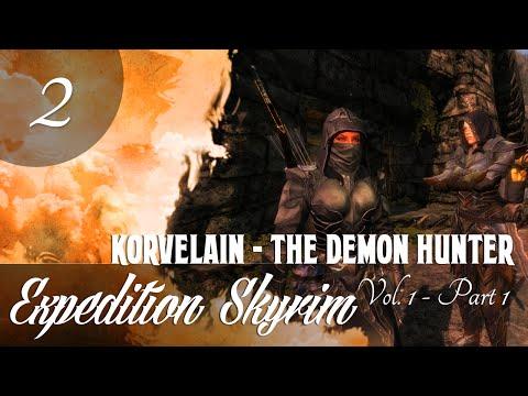 Korvelain: The Demon Hunter - Part 1