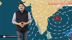 Weather Forecast for April 11: Dry weather in North India; Rain in Northeast India