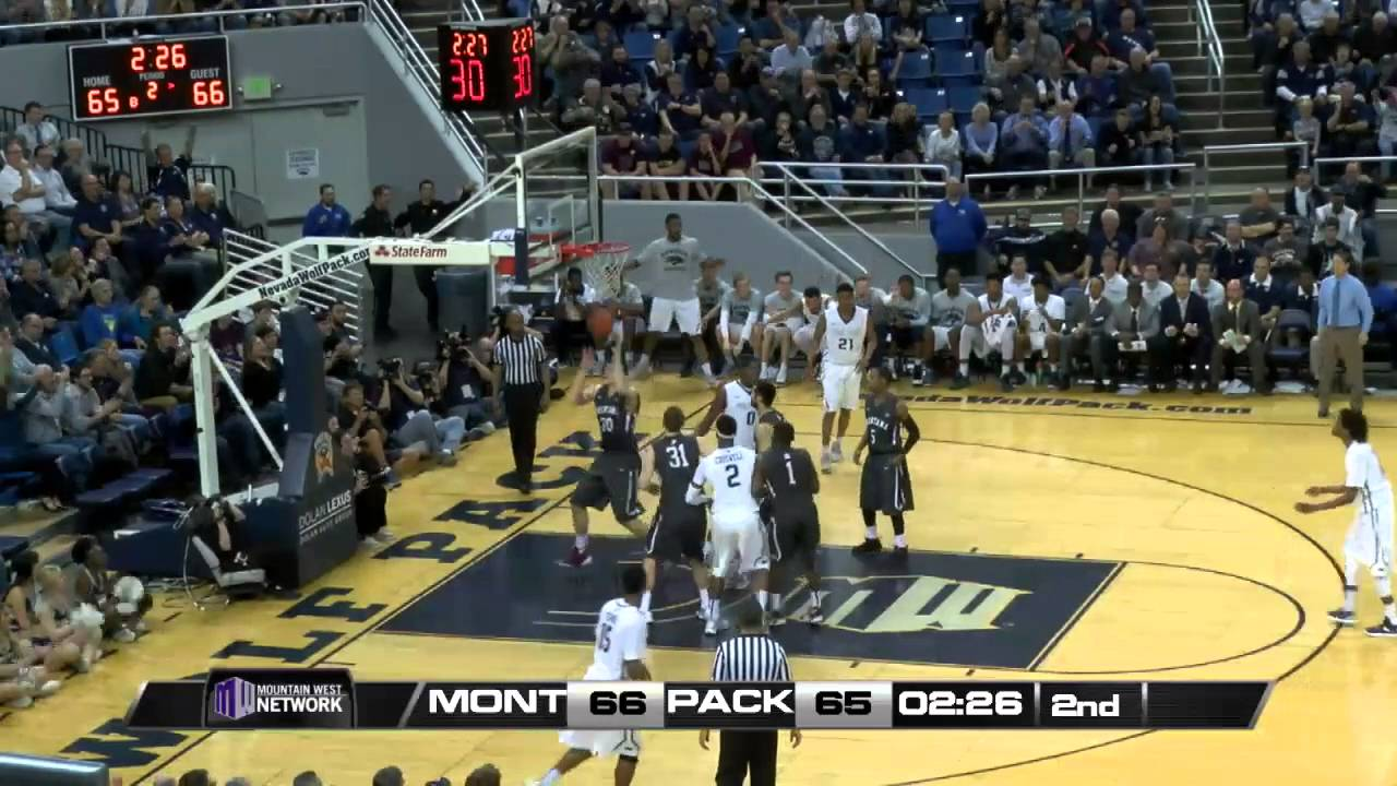 Nevada 79, Montana 75 Highlights Driven by Northern Nevada Toyota Dealers