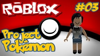 Conhecendo Veridian City - Project Pokémon #3 - Roblox