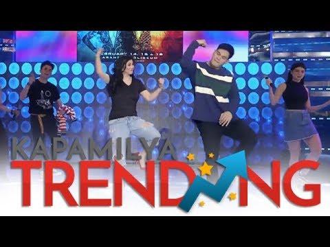 WOW! Regine Velasquez, napasayaw ng 'Switch It Up' challenge sa It's Showtime
