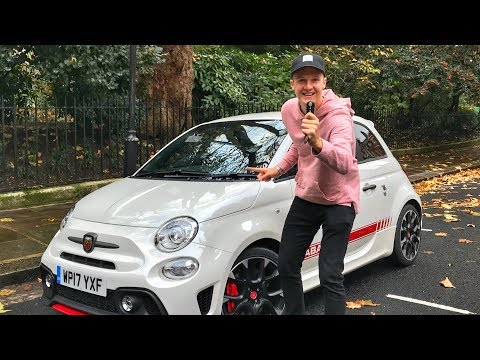I Got Another Abarth! [Hot Hatch Tour]