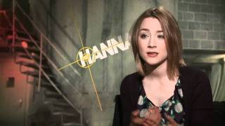 Hanna Interview with Saoirse Ronan 'Eric Bana Would Not Stop Talking About Aussie Rules Football'