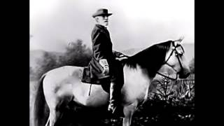 General Robert E. Lee and his horse Traveller
