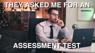 Front End Development Job Interview | Assessment Test