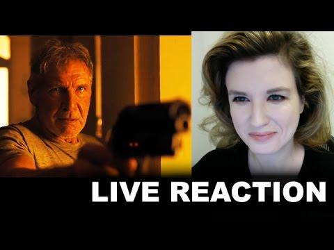Blade Runner 2049 Trailer Reaction