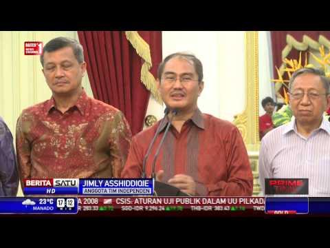 Presiden Jokowi Bentuk Tim Independen