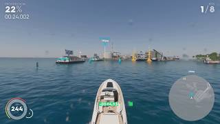 "The Crew 2 - ""Key West Chaebung Event"" Power Boat Race in under 1:40 (Top Leaderboard Run)"