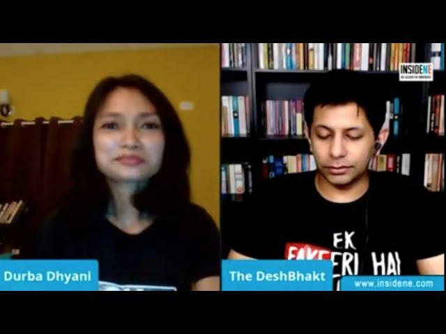 How godi media is demolishing democracy   Akash Banerjee   Deshbhakt   Friday Live with Durba Dhyani
