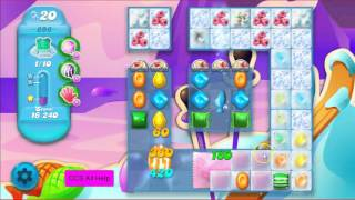 Candy Crush Soda Saga Level 696 NO BOOSTERS
