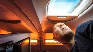Edelweiss to San Diego! ZRH-SAN A340-300 economy class