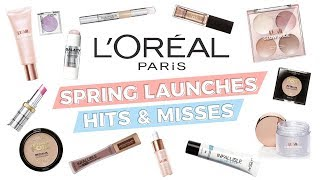 ALL of Loreal Spring '18 Releases - Hits & Misses
