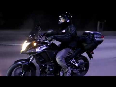 *Skateboard na BR - Test Drive Honda CB500X*