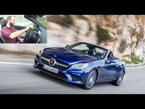 2016 Mercedes SLC 300 [ESSAI VIDEO] : Salut Les Copains [AVIS]
