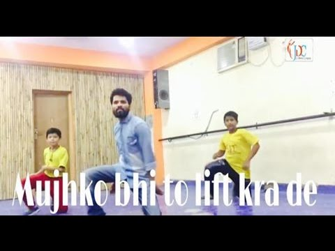 mujhko bhi to lift kra de-adnan sami | choreographer mohit kumar | locking | JDC INDIA