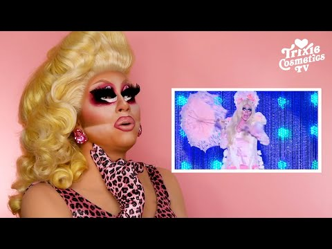 Trixie Reacts to Her All Stars 3 Looks