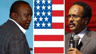 Wararkii ugU Danbeeyey Maraykanka oo Caayay Madaxweynaha Soomaaliya Farmajo & Muranka Badda ee Kenya