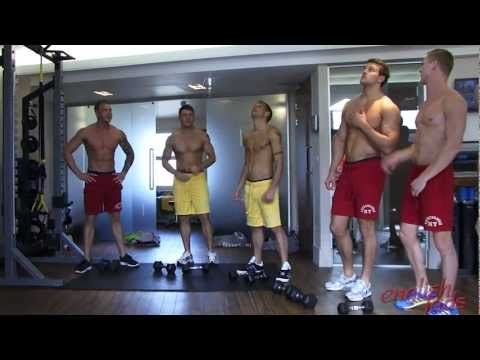 Englishlads  Ripped and Stripped Part Two with Paddy O'Brian
