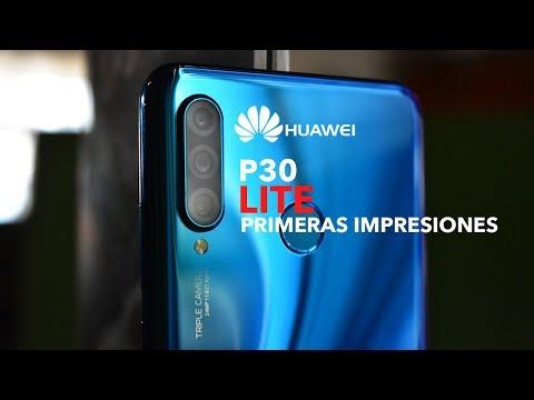 Huawei P30 Lite Impresiones y Cámaras