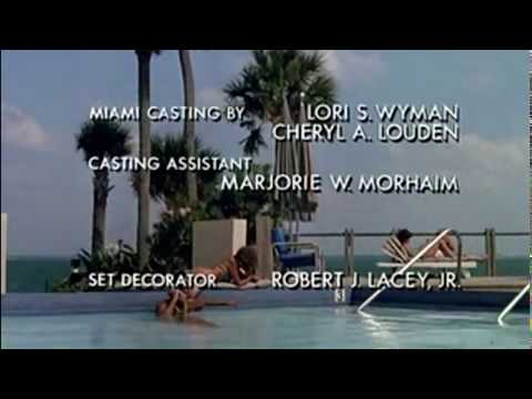 Miami Vice S5E1 closing with CGI Universal TV logo (spoof)