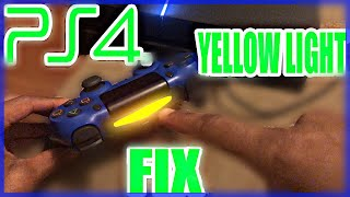 How To Fix: PS4 Controller Yellow Light Of Death Fix (Ps4 Controller 🎮 Yellow Light 2018) - Part 5