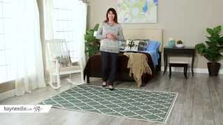 Couristan Monaco Trellis Indoor/outdoor Area Rug - Product Review Video