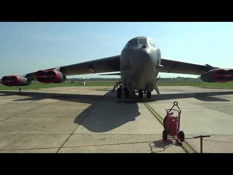 B-52 multirole bomber fleets @ Airbase