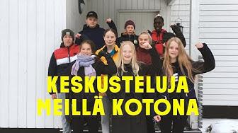 Keskusteluja meillä kotona   GG Oulu Rajakylä