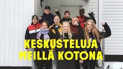 Keskusteluja meillä kotona | GG Oulu Rajakylä