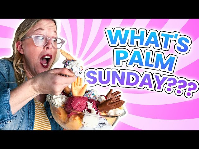 What's Palm Sunday!?! | Kids' Club at Home (Older)